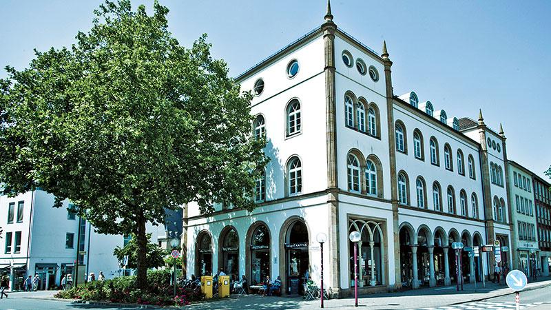 stadtblatt live osnabr cks gastronomief hrer caf lieblingskaffee. Black Bedroom Furniture Sets. Home Design Ideas